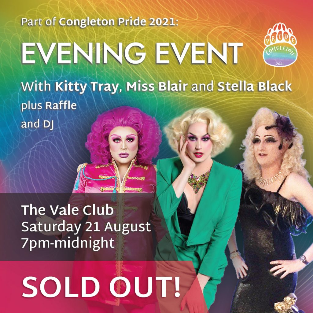 Evening event - sold out!